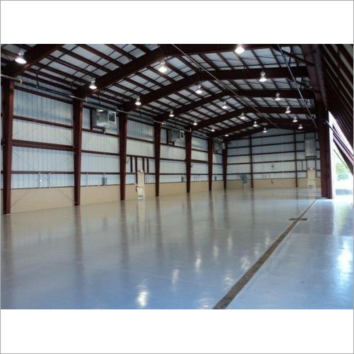 Structural Steel Erection Services