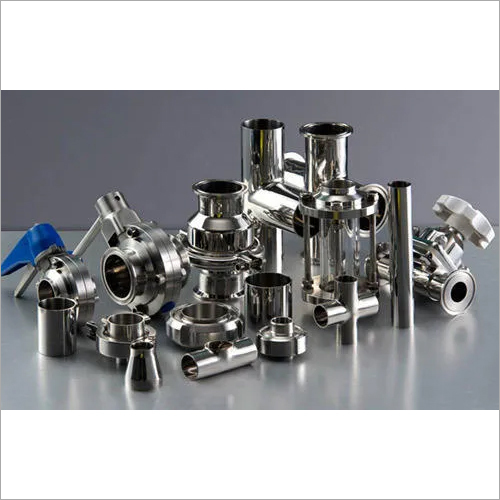 Stainless Steel Dairy Fitting