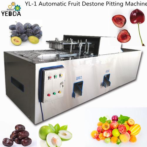 YL-1 Automatic Fruit Destoning Pitting Machine
