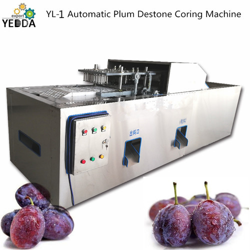 YL-1 Automatic Plum Destone Coring Machine