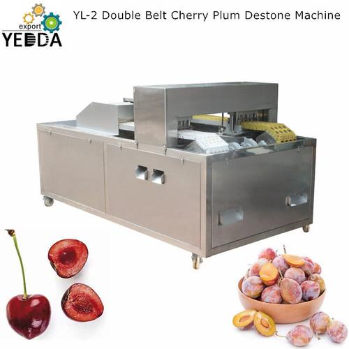 YL-2 Double Belt Cherry Plum Destone Machine