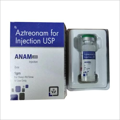 Aztreonam For Injection USP
