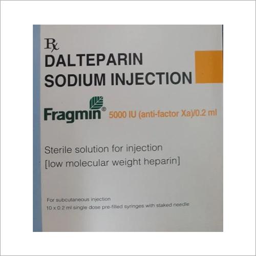 Dalteparin Sodium Injection
