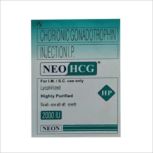 Chorionic Gonadotrophin Injection IP