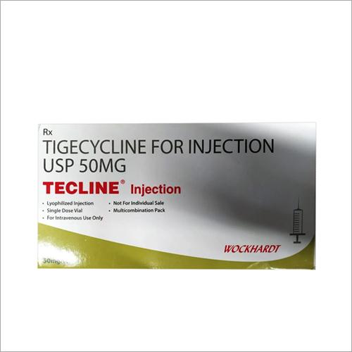 Tigecycline 50MG For Injection USP
