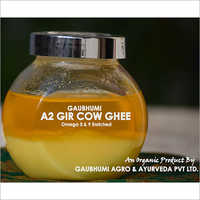 A2 Gir Cow Omega 3 and 9 Enriched Desi Ghee