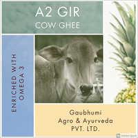 A2 Gir Cow Omega 3 Enriched Ghee