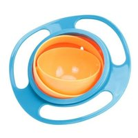 360 Degree Rotation Spill Proof Baby Bowl