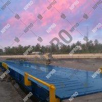 Steel Pitless Weighbridge