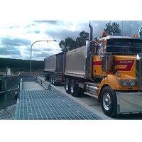 Waste Management Concrete Weighbridge
