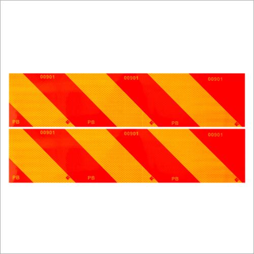 Rear Marking Plate