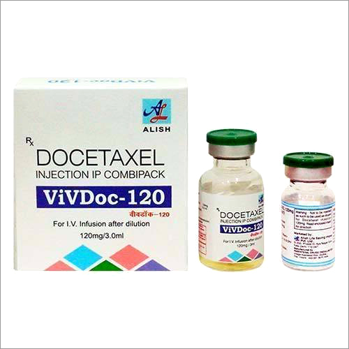Docetaxel Injection IP