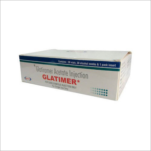 Glatiramer Acetate Injection