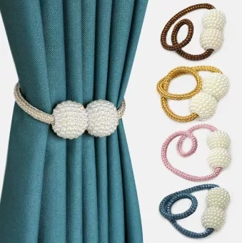 Magnetic Curtain Tieback