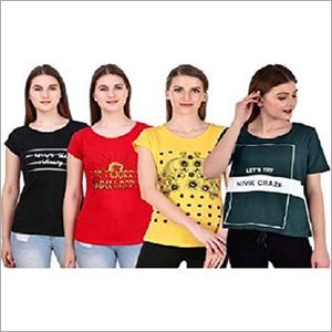 Female Cotton T-Shirts