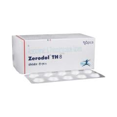 Aceclofenac + Thiocolchicoside