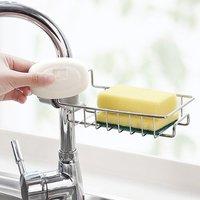 Kitchen Faucet Folding Rack