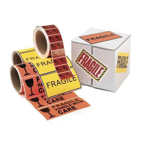 Bopp Printed Labels