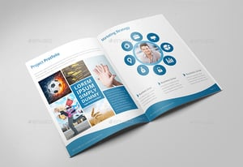 Multipage Brochures