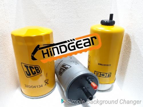 Engine Oil Filter 320/04134
