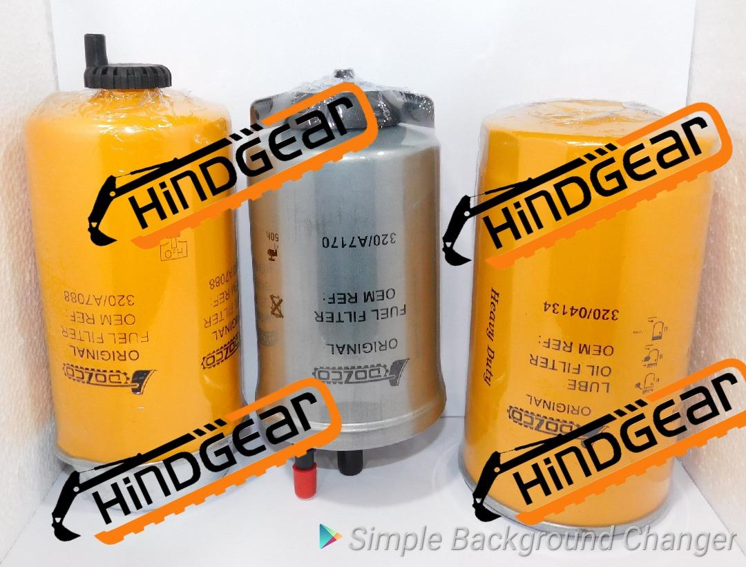 Di Fuel Filter 320/A7170