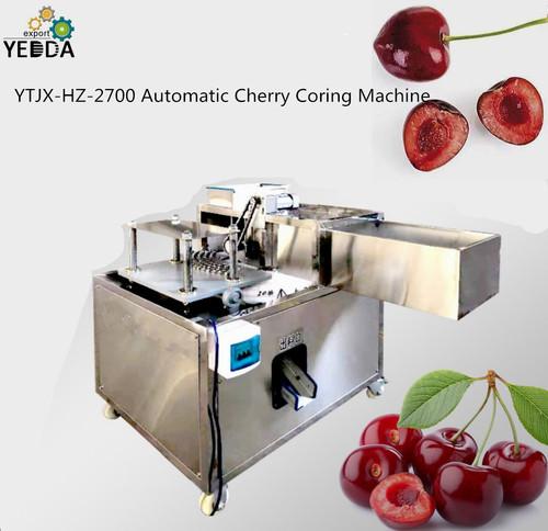 Ytjx-hz-2700 Automatic Cherry Coring Machine