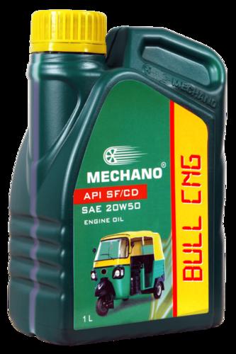 Mechano Bull CNG SAE 20W50