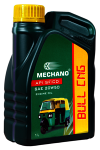 Mechano Bull CNG SAE 20W50