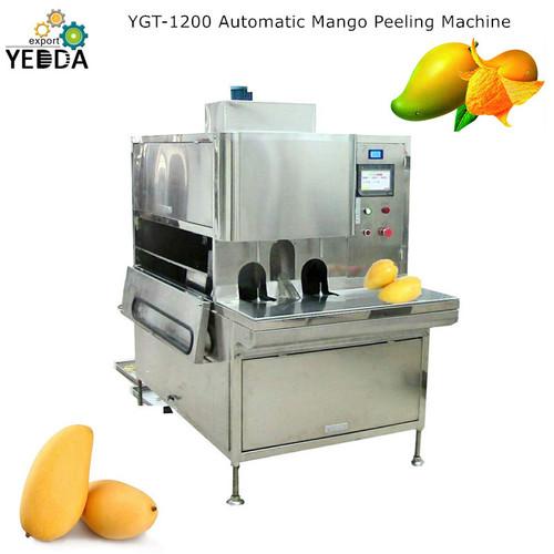 Ygt-1200 Automatic Mango Peeling Machine