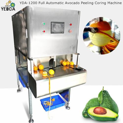 Yda-1200 Full Automatic Avocado Peeling Coring Machine
