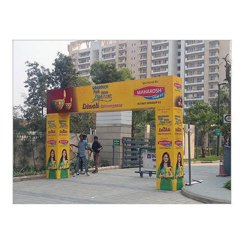 Festive Arch Gate