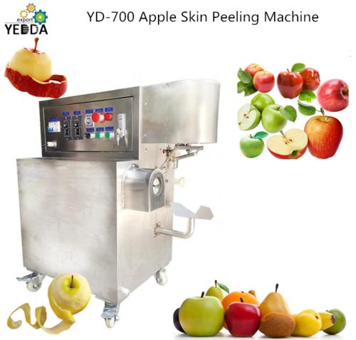 YD-700 Apple Skin Peeling Machine