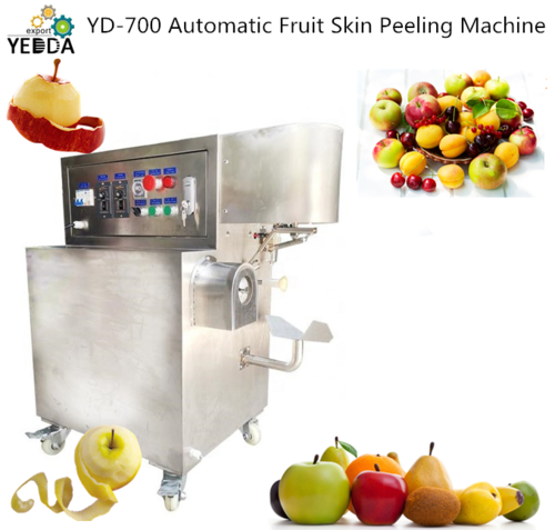 YD-700 Automatic Fruit Skin Peeling Machine