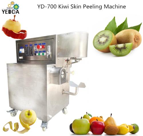 YD-700 Kiwi Skin Peeling Machine