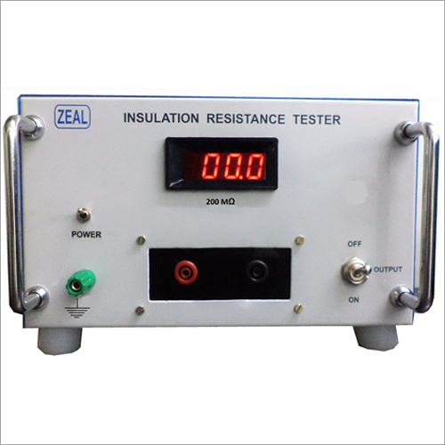 500V-200M Ohm IR Tester