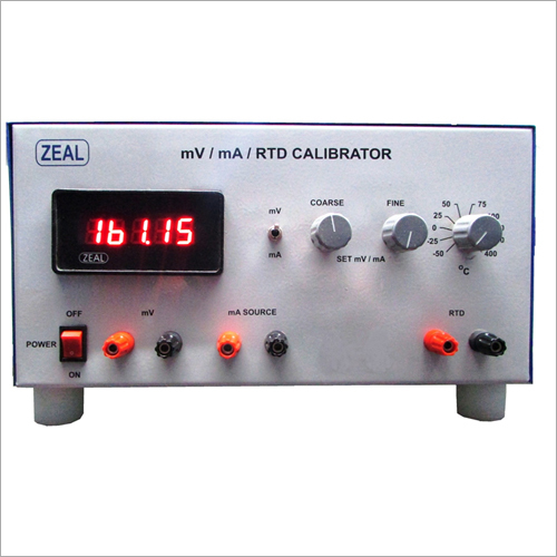 Mains Operated Universal Calibrator