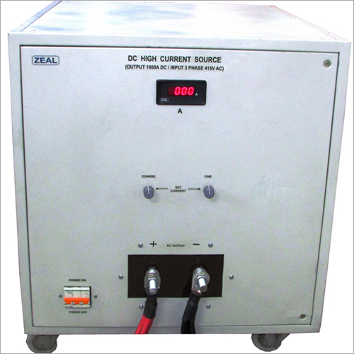 1000A DC High Current Source