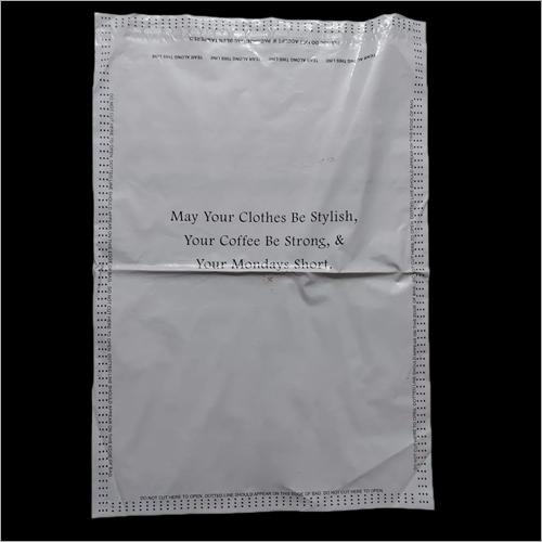 Cloth Plastic Packaging Bags