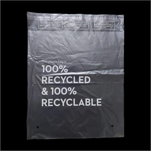 Plastic Recycled Printed Bag