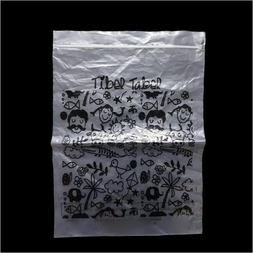 Plastic Printed Packaging Bag