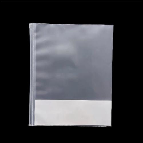 Plastic Packaging Zipper Bag