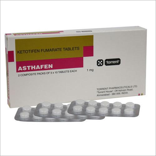 Ketotifen Fumarate Tablets