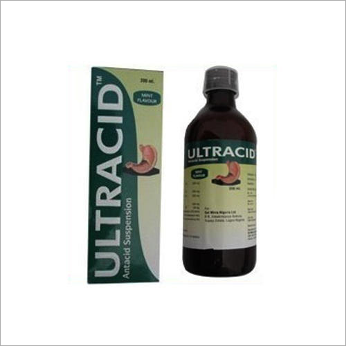 Ultracid Antacid Syrup