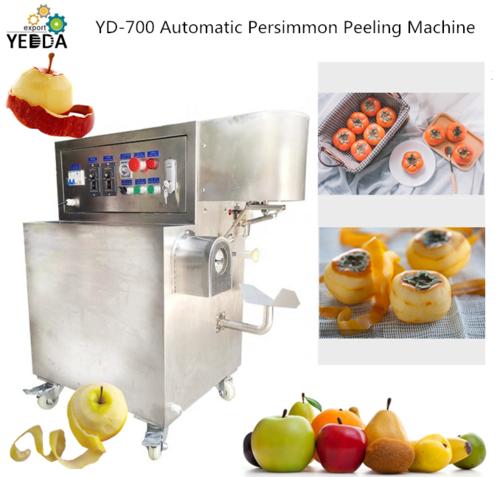 Yd-700 Automatic Persimmon Peeling Machine