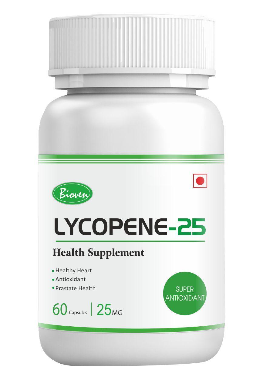 Lycopene, Green Tea Extract, Grape Seed Extract Capsule