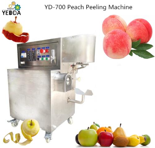 Yd-700 Peach Peeling Machine