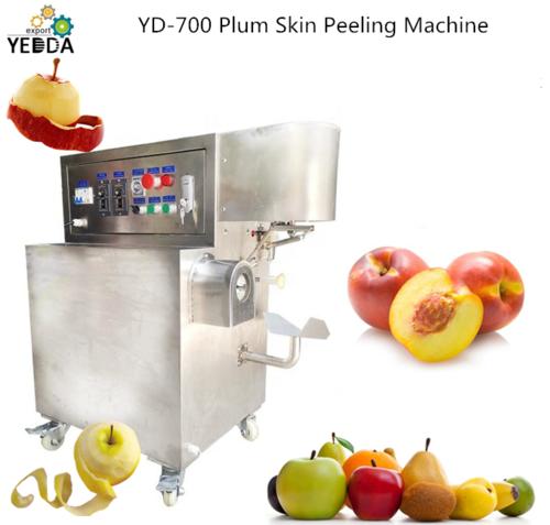 Yd-700 Plum Skin Peeling Machine