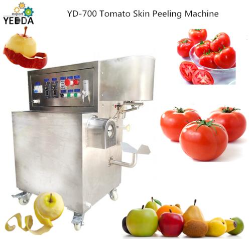 Yd-700 Tomato Skin Peeling Machine