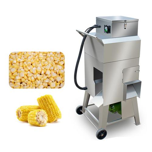 Fresh Corn Thresher Maize Seeding Machine