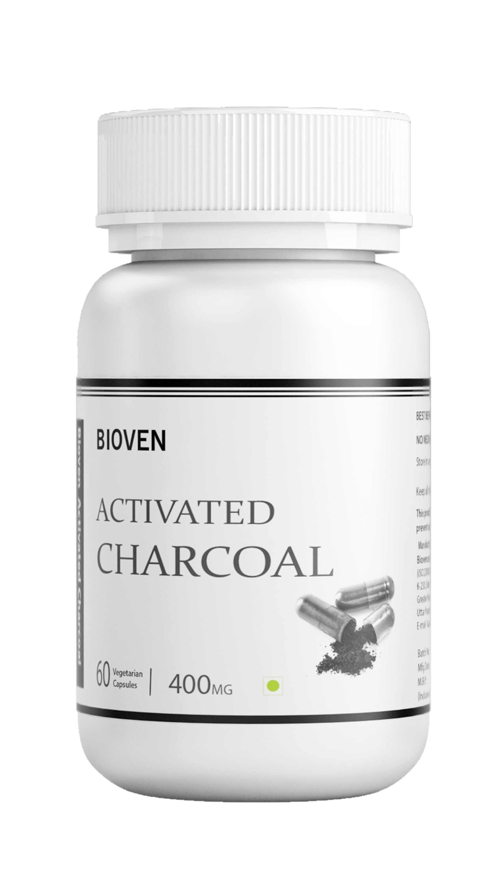 Activated Charcoal Powder Tablets